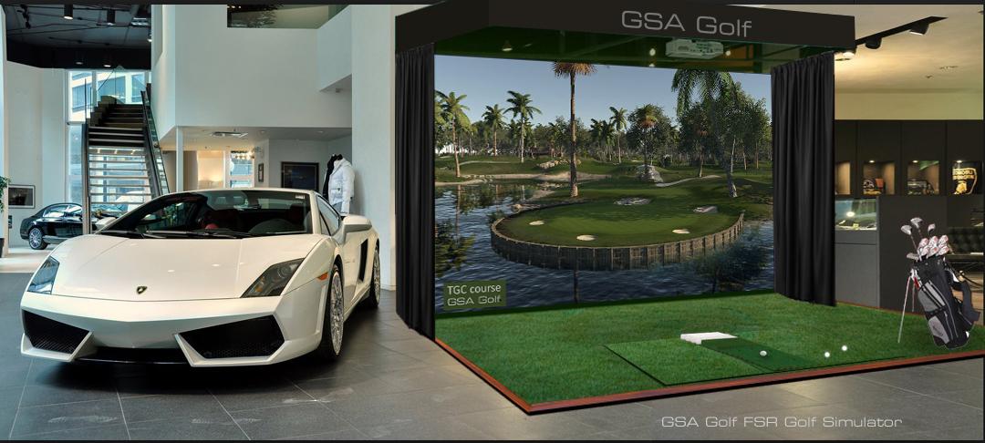 Gsa Golf Px Sensor Systems