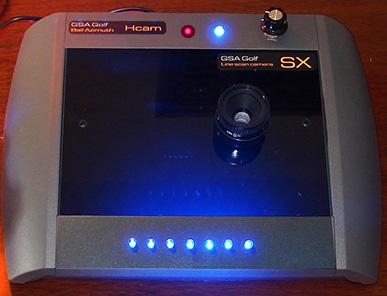 Gsa Advanced Golf Simulators Cameras