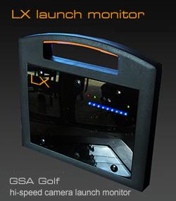 Gsa Golf Lx Launch Monitors