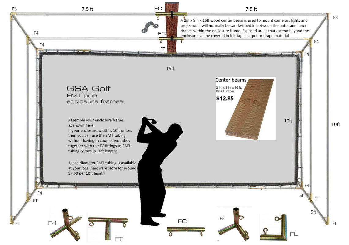 Gsa Advanced Golf Simulators Enclosures2