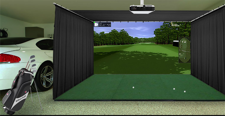 Diy Golf Simulator Diy Do It Your Self
