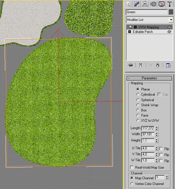 GSA Advanced Golf Simulators: 3D Studio Max Model Design