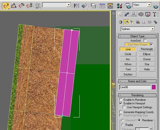 GSA Advanced Golf Simulators: 3D Studio Max Model Design 3