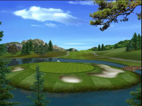 Gsa Advanced Golf Simulators Prox Golf Simulation