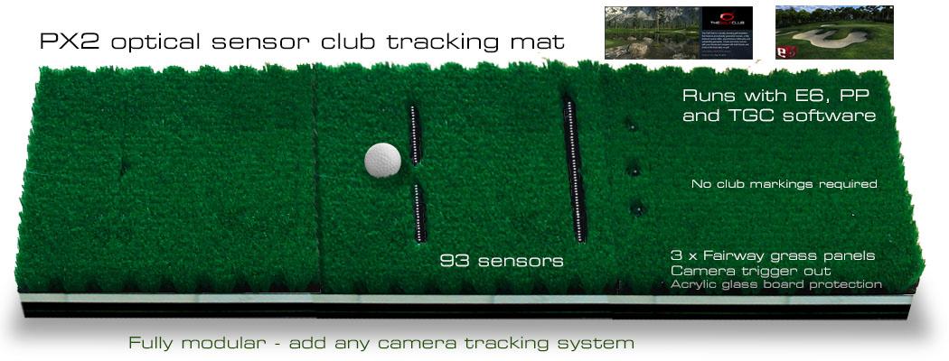 GSA Advanced Golf Simulators: PX2 Installation