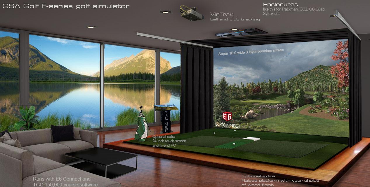 Gsa Golf Simulator Review