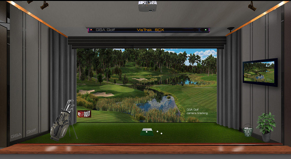 Gsa Advanced Golf Simulators E6