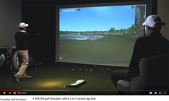 GSA Golf Simulators: Advice